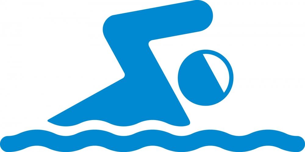 Tsunami Swim Team on Preschool Art Lessons